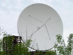NSS 6 at 95.0 e_Indian subcontinent SPOT-ku band_packet Dish TV_PF Prodelin 3.7 m