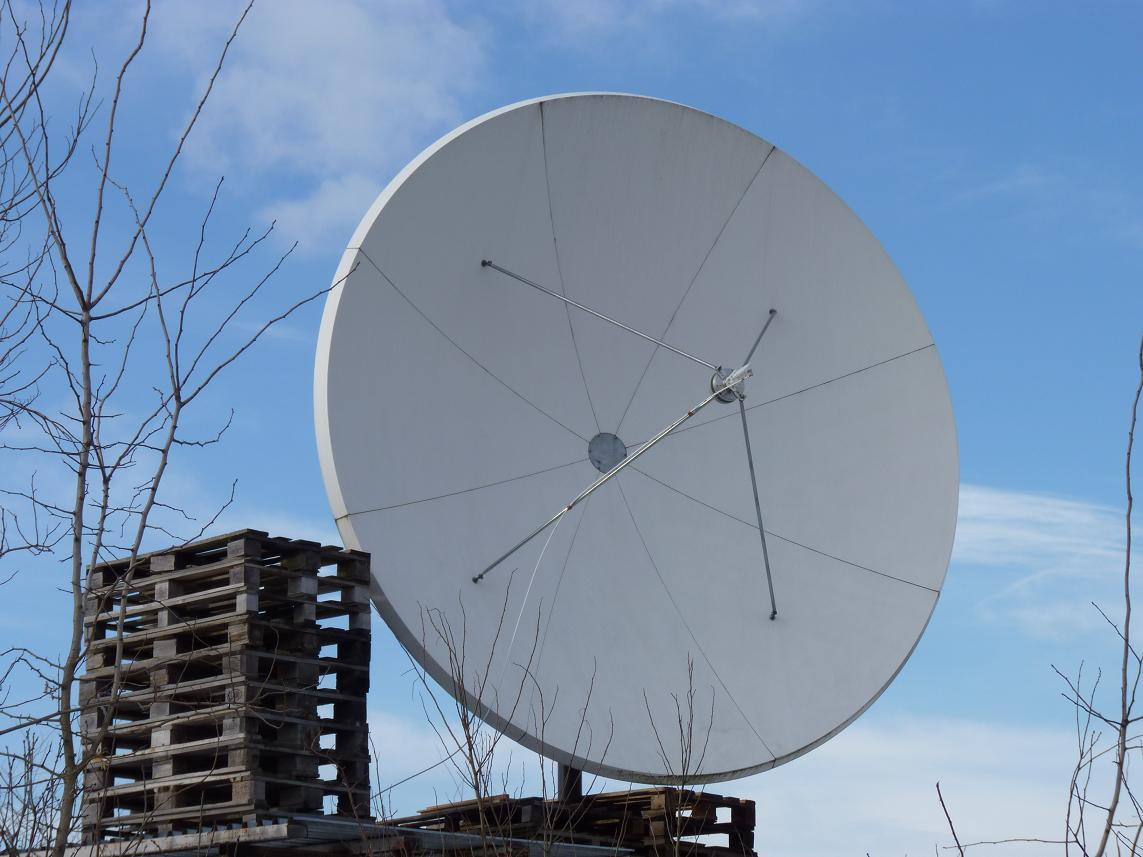 Insat 4B at 93.5°E-Doordarshan India : 3 725 H Packet Doordarshan ...