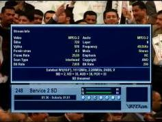 Eutelsat W2A at 10.0 e _ wide footprint_11 112 H feed Service 2 SD  03