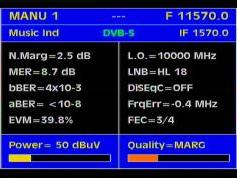 Insat 4B at 93.5 E_indian footprint-11 570 V dd direct plus-Q data