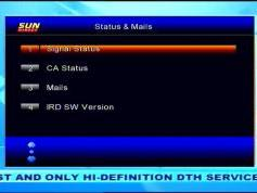 Insat 4B at 93.5 e_SUN Direct dth_DVB-S2-MPEG-4-HD Samsung DSB-B580R menu_status_21